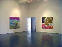 Installation view, Context Galleries, Derry